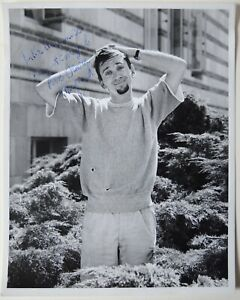 vintage autographed photo BOB DENVER Maynard Krebs