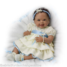 Ashton Drake Linda Murray Baby Doll: Pretty in Pearls So Truly Real Baby Doll