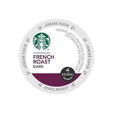 Starbucks French Roast Keurig K-Cups 80 Count - FRESH DATED