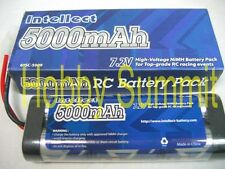Intellect  7.2V  5000 mAh  Ni-MH BATTERY PACK  re   R/C Car  4WD Tractor Truck