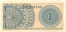 Indonesia 1 Sen 1964  Series XCB  *Replacement note*  Uncirculated Banknote E27D
