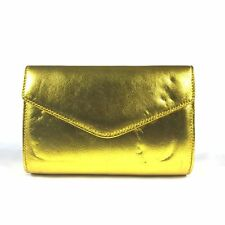 Hot New Ladies Gold Clutch (Discounted due to marking)