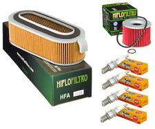 Pack Révision Filtre Huile Air Bougie HONDA CB 900 F Bol d'Or SC01 SC09