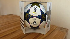 Adidas UEFA Champions League Matchball Final Finale Wembley 2013 NEU NEW