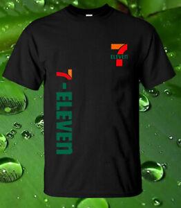 New 7 Eleven Logo tsihrt clothing menst shirt unisex