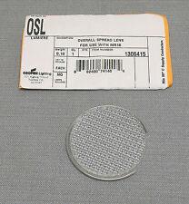 Lumiere Cooper Lighting OSL Filter Spread Lense for MR-16 Track Light Spotlight
