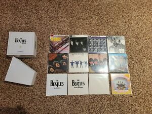 Official The Beatles in Mono (The Complete Mono Recordings) CD Box Set 2009 NM