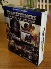 Transformers Five Movie Collection - BluRay - Like New