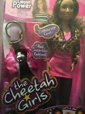 "Disney The Cheetah Girls Chanel Simmons Adrienne Bailon 12"" Fashion Doll"