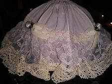 Vintage italian 60's lace lamp shade