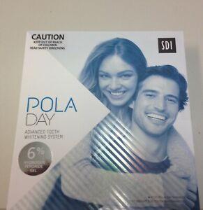 Teeth Whitening System Gel  SDI POLA  4x1.3g Pack 6% Made in Australia