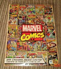Marvel Comics Milk Chocolate Advent Calendar BNISP