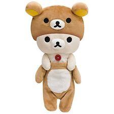 San-X Rilakkuma Korilakkuma Kigurumi Sleeping Bag Plush Doll 28cm Stuffed Toy