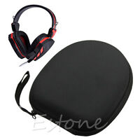 Universal Portable Travelling Protective Hard Case For Headphone Accessorries