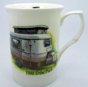 Classic Caravans ~ 6 Designs to choose from ~ Bone China10 fl oz(1/2 pint) Mugs