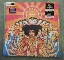 Jimi Hendrix - Axis: Bold As Love Newbury Comics Orange Vinyl Numbered 039