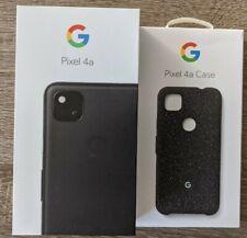 Google Pixel 4a 128GB - Black (Unlocked)