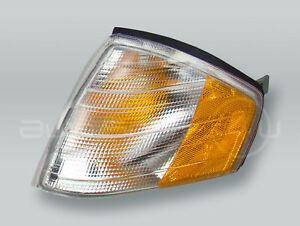 TYC Clear/Amber Corner Light Parking Lamp LEFT fits 1990-2002 MB SL-Class R129