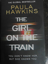The Girl on the Train by Paula Hawkins (Paperback, 2016) - 9780552779777