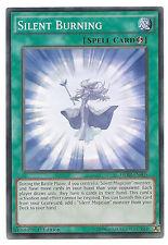 Silent Burning DPRP-EN005 Super Rare Yu-Gi-Oh Card 1st Edition English Mint New