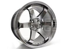 Rota Grid Wheels Hyper Black 18x95 38 5x100 Subaru Wrx 02 14 Sti 04 Tc 04 10
