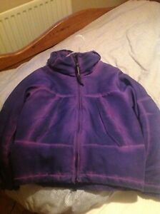 CP Company Purple Eclipse Recolour Goggle Jacket
