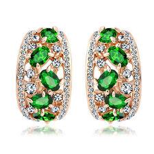 Handmade Green Fashion Earrings
