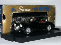 Brumm r105 1948 Jaguar XK120 Fixed Head Coupe Black 1/43