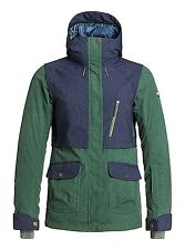 ROXY Women's TRIBE Snow Jacket - GRV0 - Medium - NWT - Reg $440