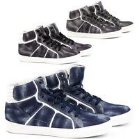 Scarpe Uomo Sneakers Pelle PU Casual Francesine Mocassini Ginnastica Comode S19
