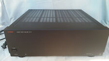 Luxman M117 Stereo Power Amplifier Good condition