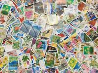 STAMP JAPAN Furusato 100pcs lot off paper  philatelic collection commemorative