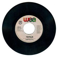 Philippines SAMPAGUITA Takipsilim OPM 45 rpm Record