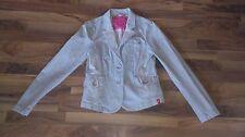 Damen Jeans Jacke/Blazer edc by esprit Gr.M tailliert wie Neu