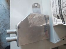 Custom made ALLOY CATCH CAN TANK in Japan by automotive performance workshop