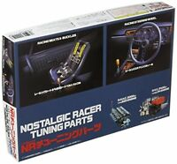 1/24 Nostalgic Racer Tuning Parts Model Car by Fujimi F/S w/Tracking# Japan New