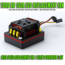 DIRECT REPLACEMENT UPGRADE FAN FOR CLASSIC 1/8 SKYRC TORO X8 150A SENSORLESS ESC