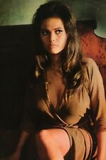 CLAUDIA CARDINALE BUSTY POSE FROM THE PROFESSIONALS