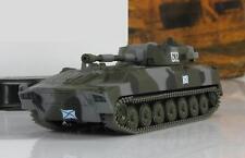 "Fabbri 1:72 2S1 artillería autopropulsada ""Gvozdika"" & Mag № 32 ser tanques rusos"