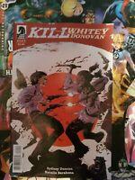 KILL WHITEY DONOVAN #1 CVR A