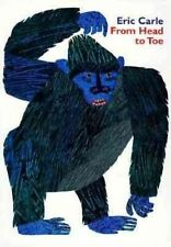 From Head to Toe by Eric Carle (Hardback, 1999)