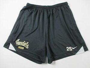 Idaho Vandals Nike Shorts Men's Black Dri-Fit Used Multiple Sizes