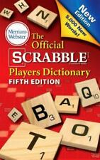 The Official Scrabble Players Dictionary, 5th Edition [mass market, paperback] 2