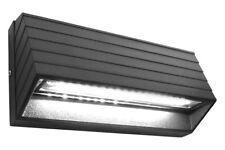 Modern LED Wall Light Down or Up Surface Mount Light Matt Black Cool White 039