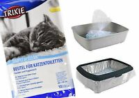Bags For Cat Litter Tray Easy Clean High Hygienic Trays 46 x 59  10 Pack Dispose