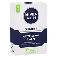 Nivea Men post Shave Balm Sensitive 100ml x2