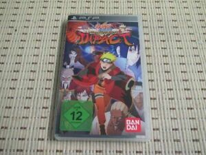 Naruto Shippuden Ultimate Ninja Impact für Sony PSP *OVP*