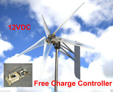 Residential Wind Turbine Generator KIT w/ CHARGE CONTROLLER 12 V to1685 Watts