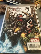 Marvel Comics Ultimate Spiderman Lot 71-75 NM Free Shipping