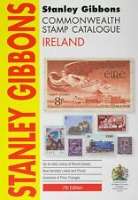 Ireland Stamp Catalogue NEW 7th Edition - 110 pages - Stanley Gibbons